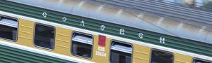 фирменный поезд Соловей курский вокзал